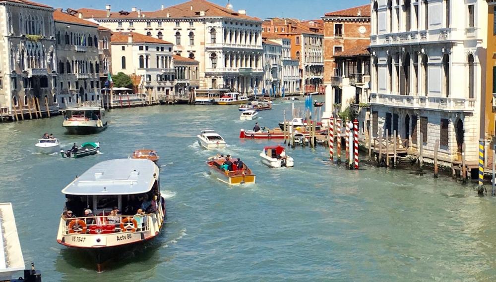 Wenecja - Komunikacja